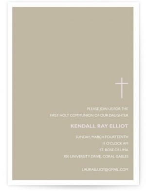 Simple Cross-First-Holy-Communion-Invitations