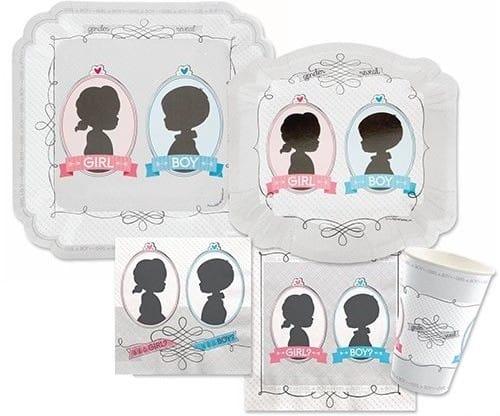 Baby Shower Baby Gender Reveal Kit