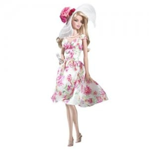 Barbie Kentucky Derby Doll