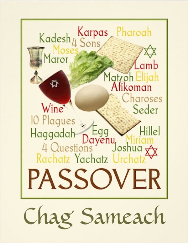 Everything Passover Planning Ideas Supplies