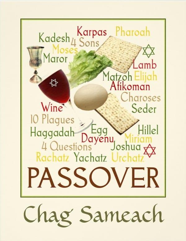 Everything Passover Planning Ideas Supplies