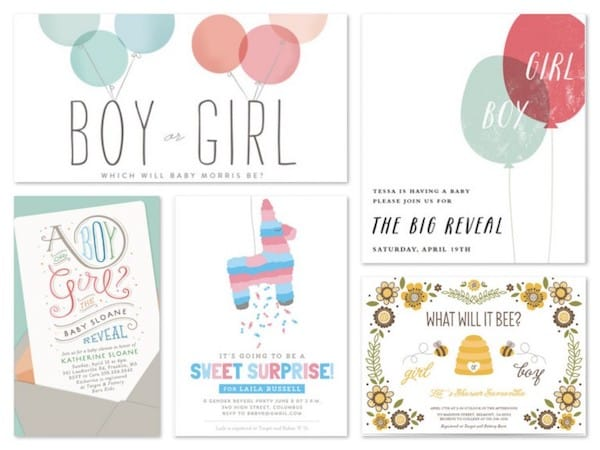 10 Baby Gender Reveal Party Ideas Baby Shower – Baby Gender Reveal Party Invitations