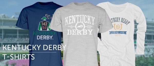 Kentucky Derby T-Shirts