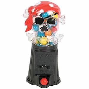 Pirate Bubble Gum Machine