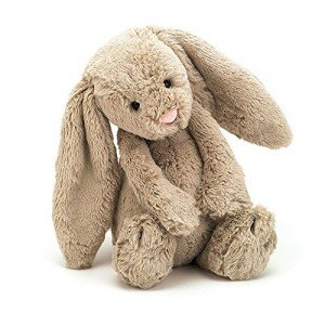 Plush Easter Bunny