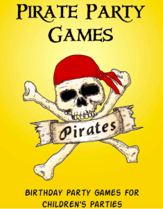 The Book of Pirate Party Games