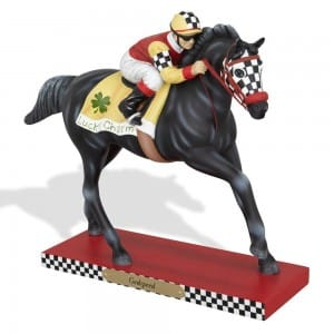 Trail of Painted Ponies Godspeed Figurine