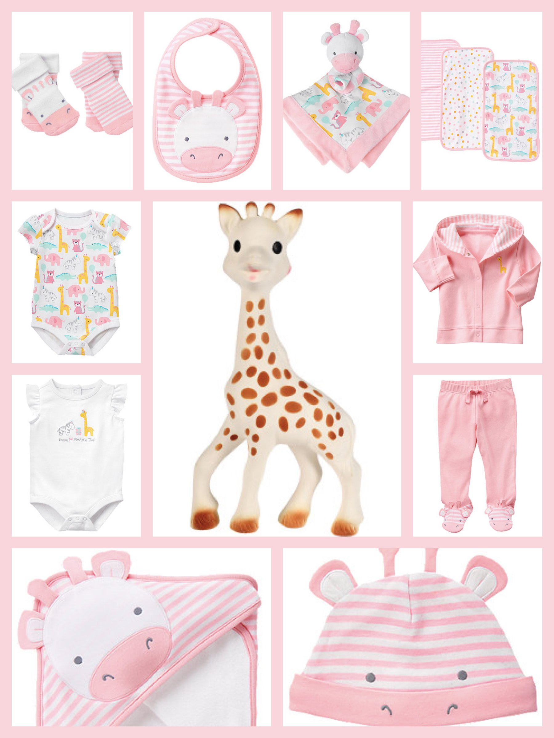 The Search for the Perfect Baby Shower Gift