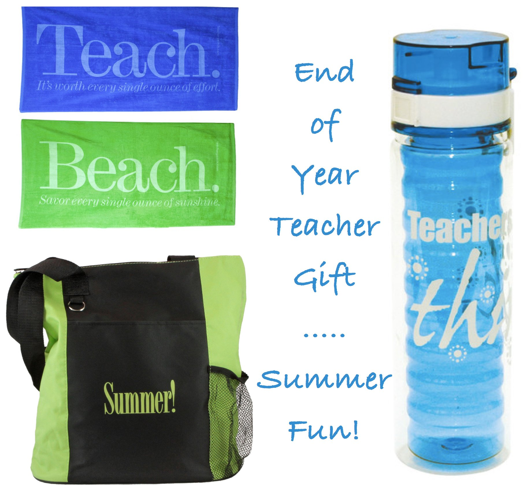 End of Year Teacher Gift -- Summer Fun