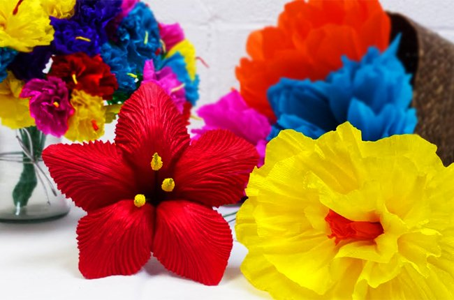 How to make mexican tissue paper flowers research paper academic how to make mexican tissue paper flowers mightylinksfo