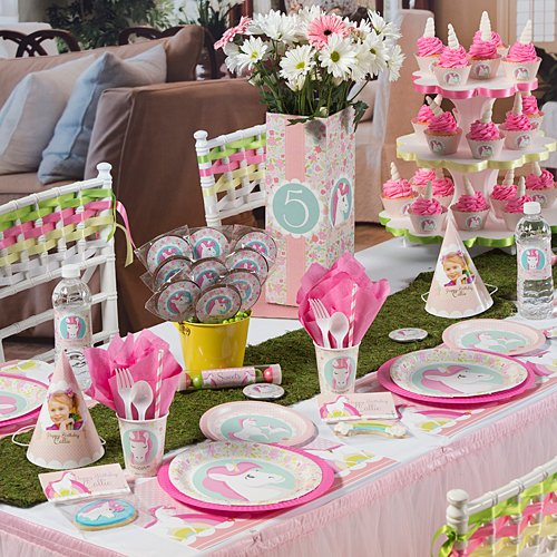 Unicorn party planning ideas supplies birthday for B day party decoration ideas