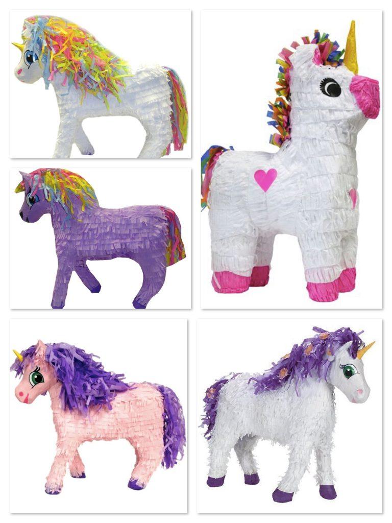 Unicorn-Pinatas Unicorn Party
