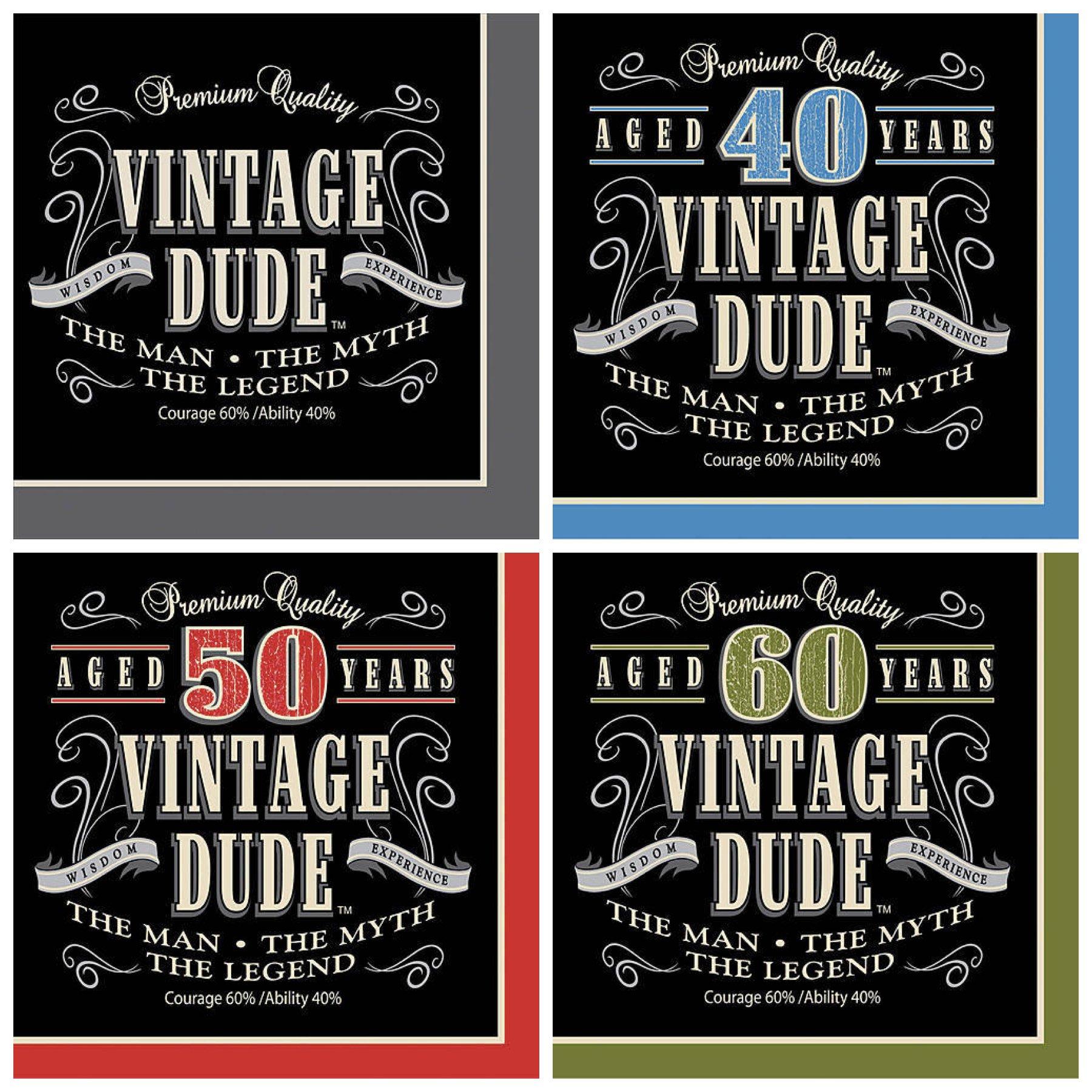 Vintage Dude Centerpiece : Vintage dude party supplies men s themes