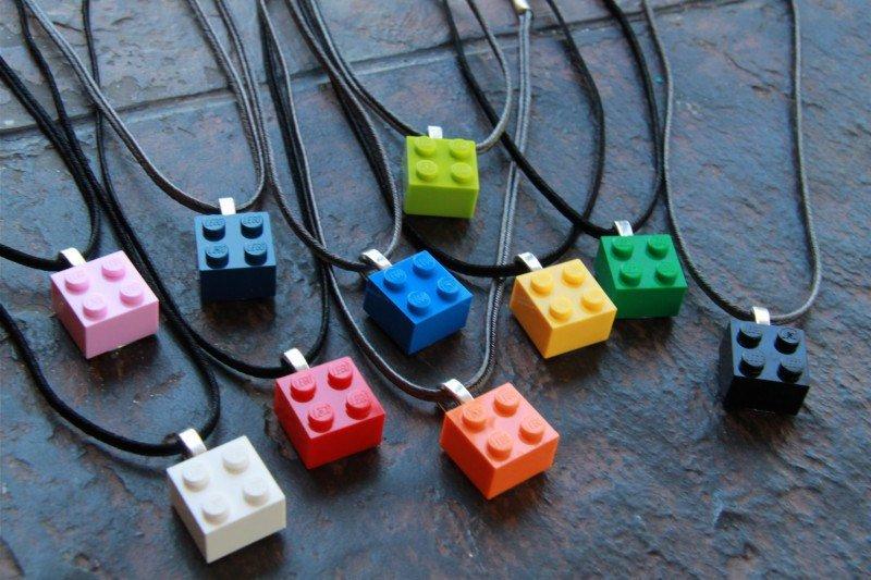 LEGO Party Favor Necklaces