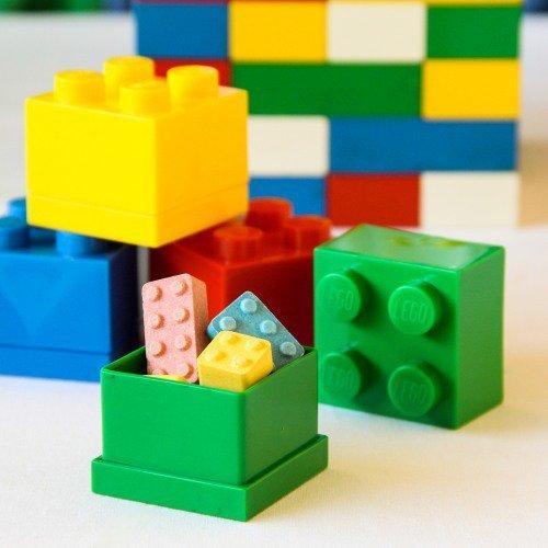 Lego Favor Boxes