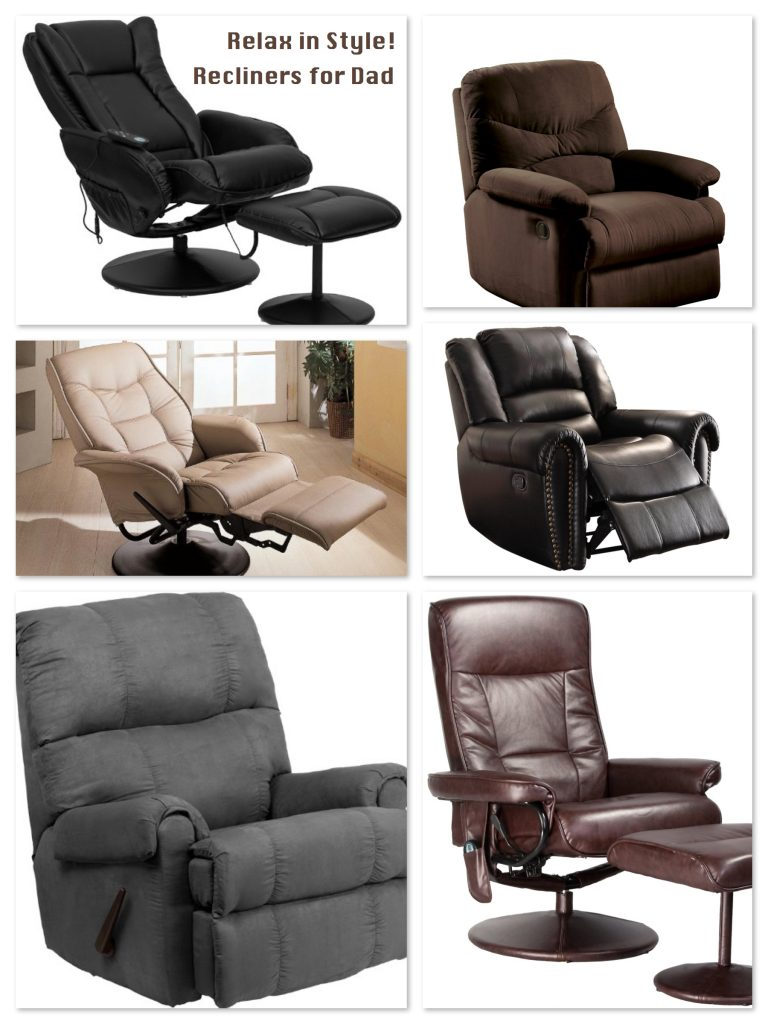 Recliners for Dad