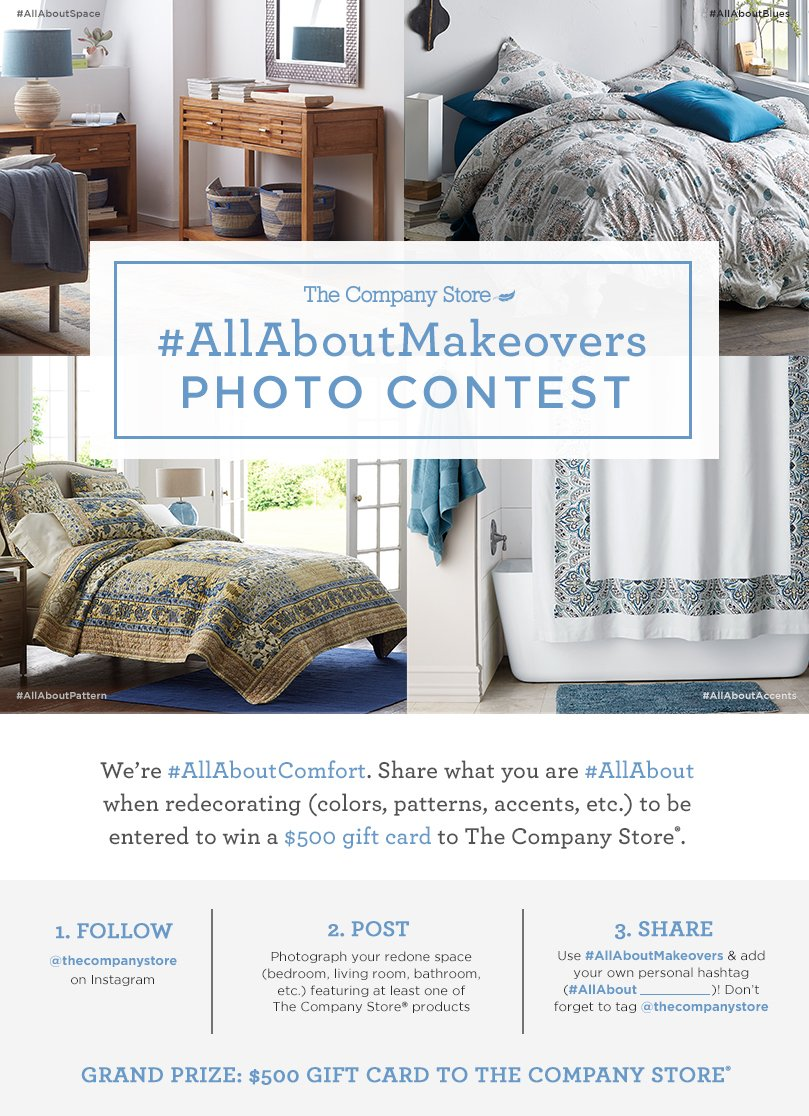 The Company Store Makeover Photo Contest, Guest Bedroom Makeover