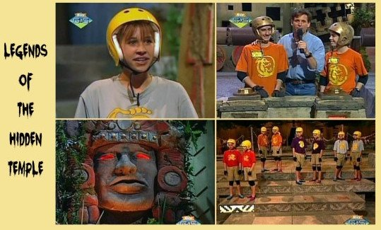 Make this Fathers Day Legendary, Legends of the Hidden Temple Fathers Day
