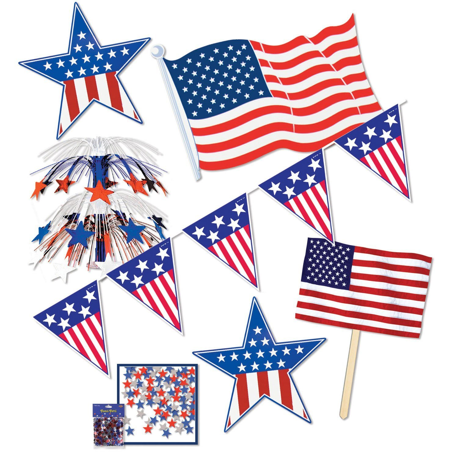 Patriots Decorating Kit