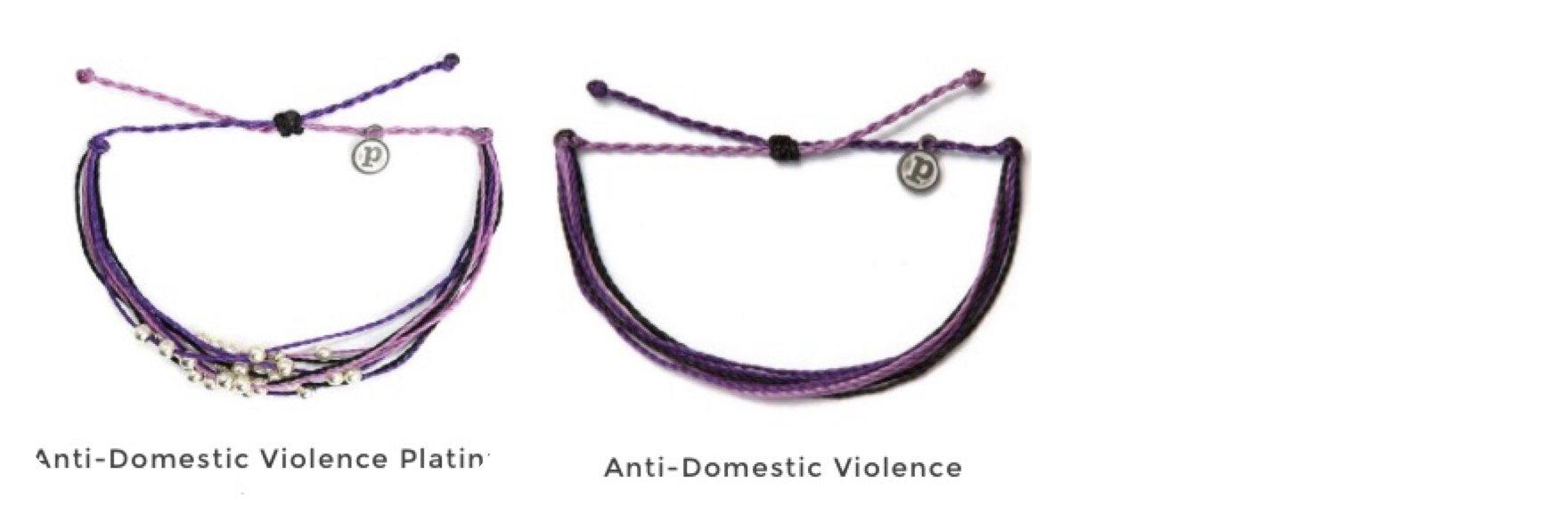 Puravida Bracelets for womans causes