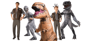 Jurassic World Family Costumes