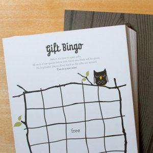 Owl Bingo
