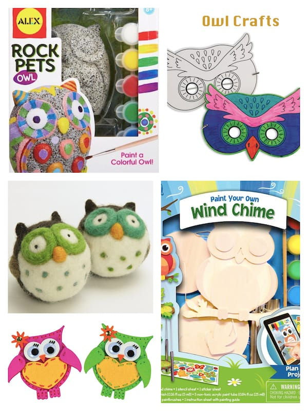 Owl Craft Kits
