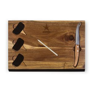 dallas-cowboys-delio-acacia-cheese-board-with-acacia-markers