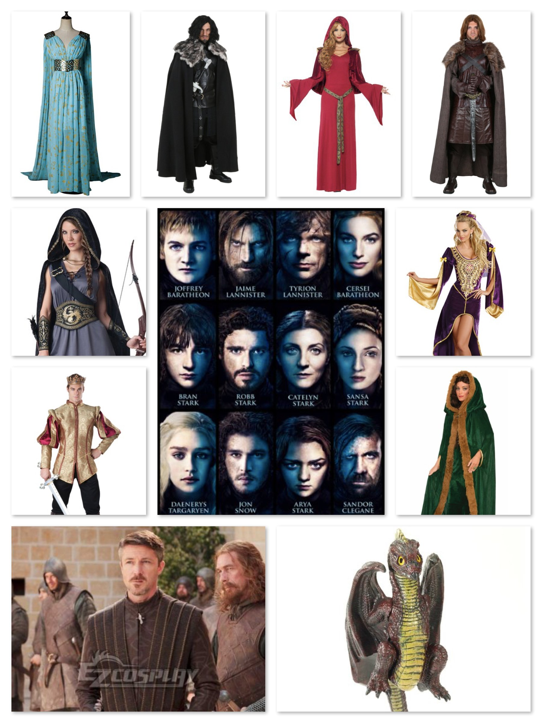 Game of Thrones Costumes  sc 1 st  Party Idea Pros & The Oscars Party Costumes Formal Wear u0026 Party Supplies ...