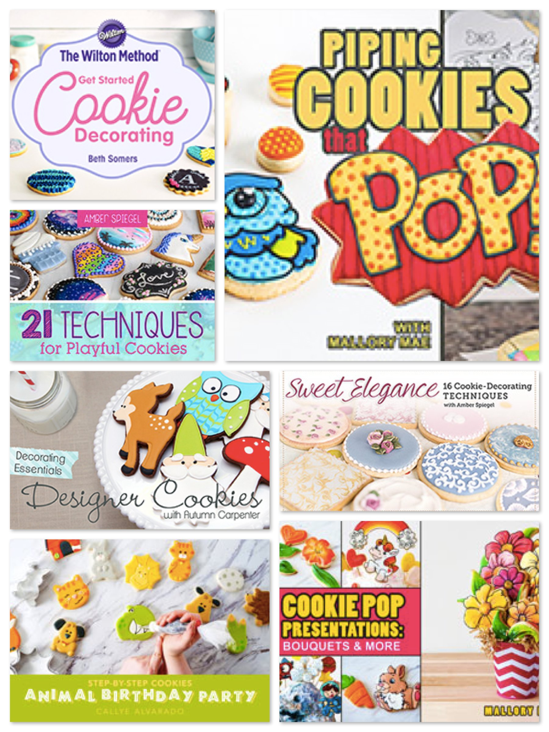 Online Cookie Decorating Classes