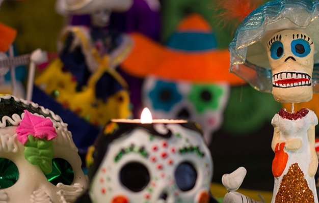 Day of the Dead (Dia de los Muertos) Party Supplies