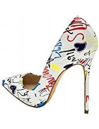 Graffiti High Heels