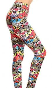 Grafitti Leggings
