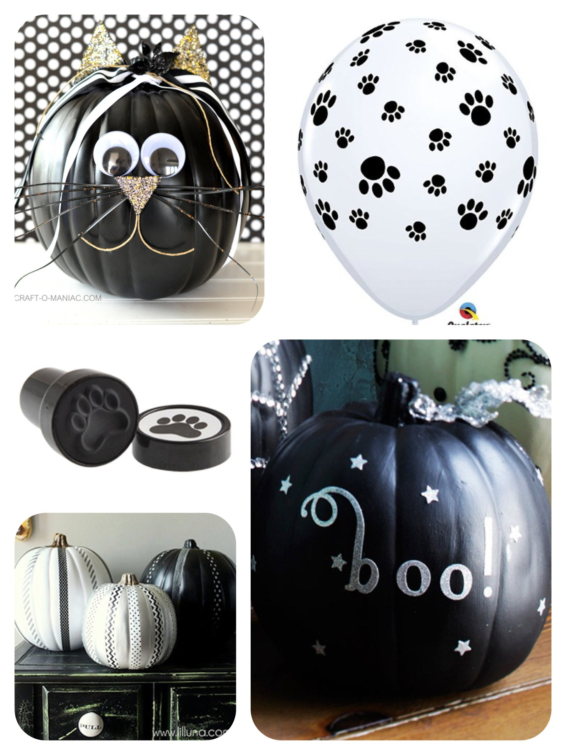 Howl-O-Ween Party Decor Ideas