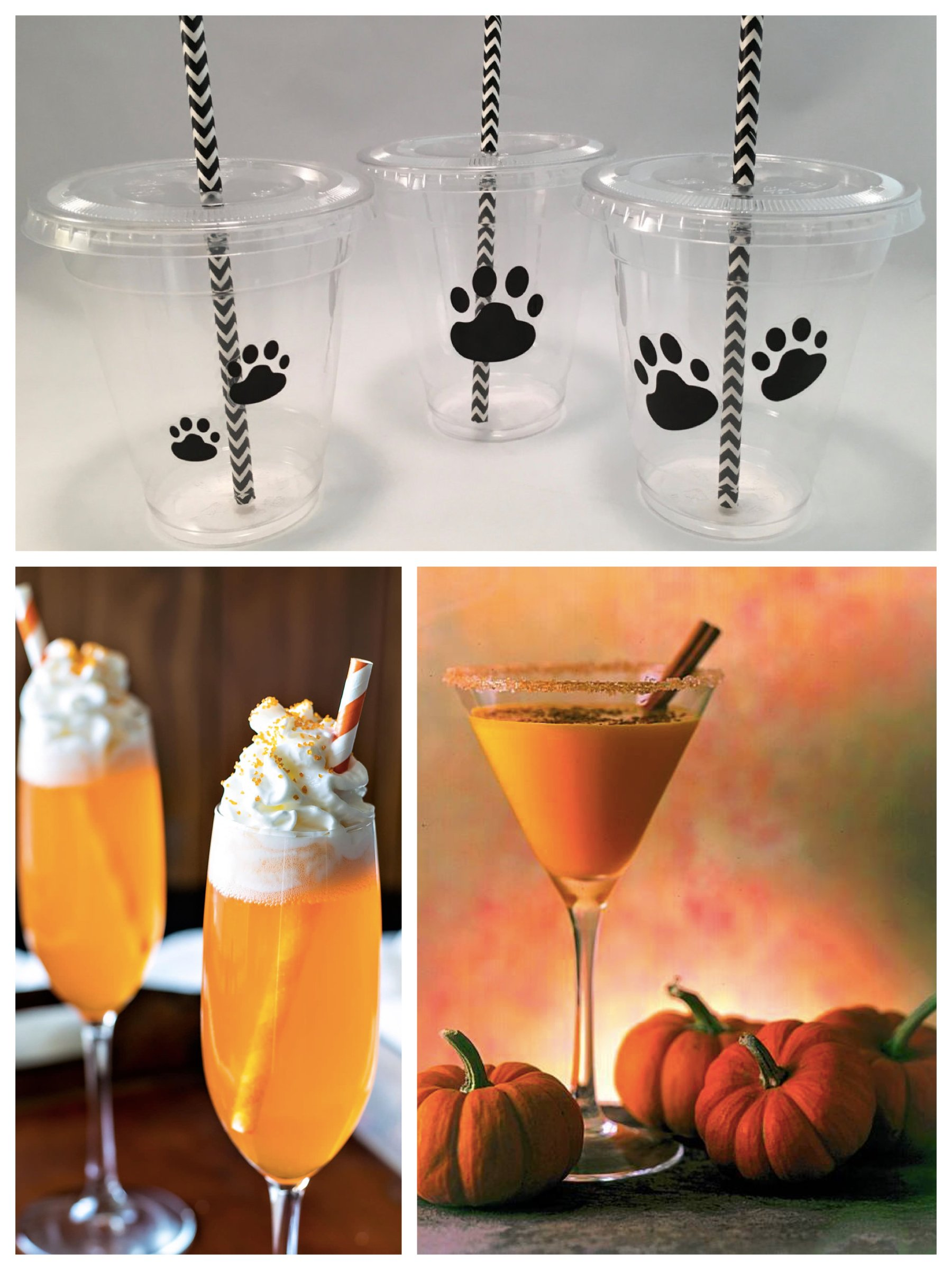Howloween Beverages