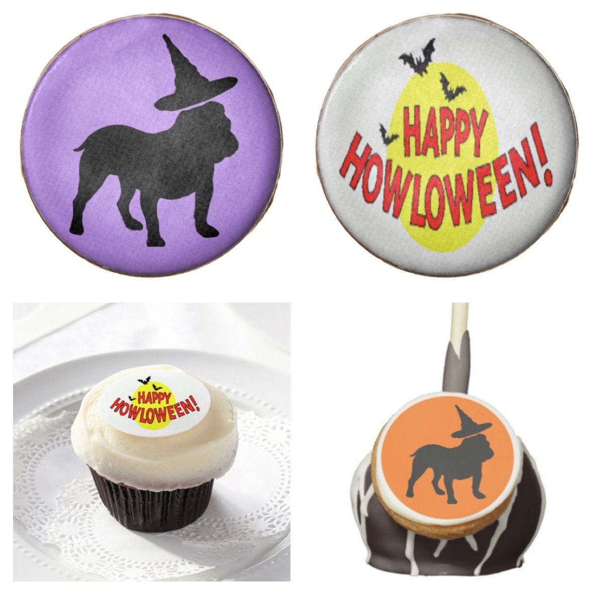 Howl-O-Ween Treats