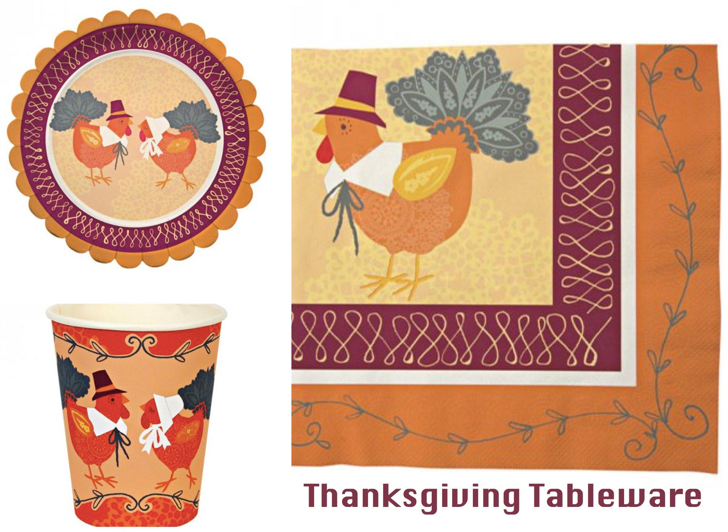 Thanksgiving Tableware