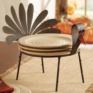 Turkey Plate Holder