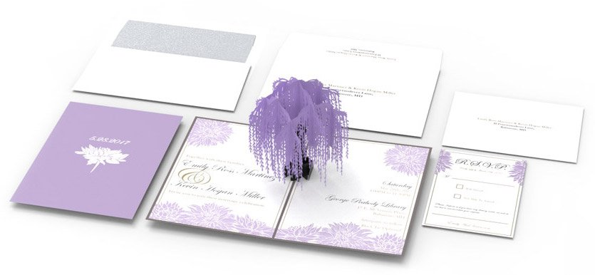 Wow Wedding Invitations
