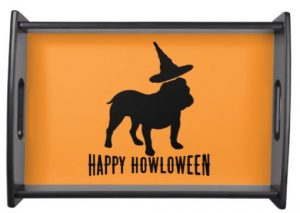 Howloween Serving Trays