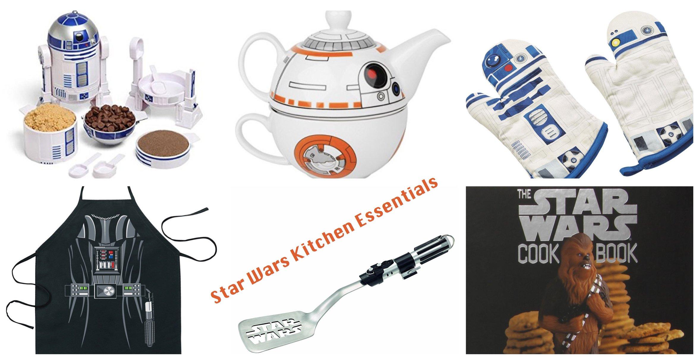 Star Wars Kitchen Essentials