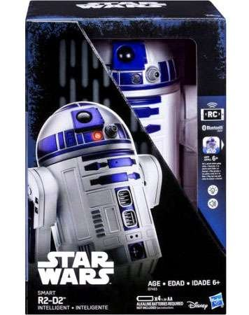 Star Wars Smart App Enabled R2-D2 Remote Control Robot