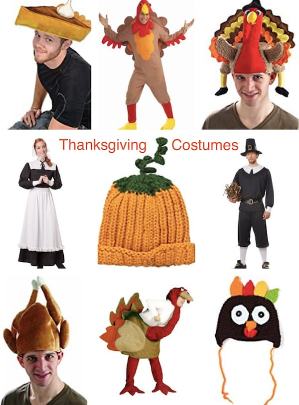 Thanksgiving Costumes