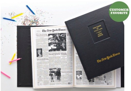 The Ultimate Birthday Book - The Times of Your Life