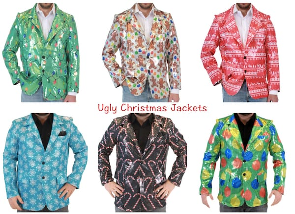 Ugly Christmas Jackets