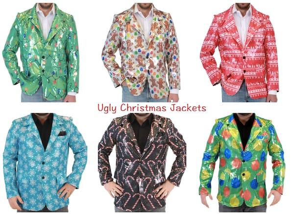 ugly christmas jackets - Christmas Jackets