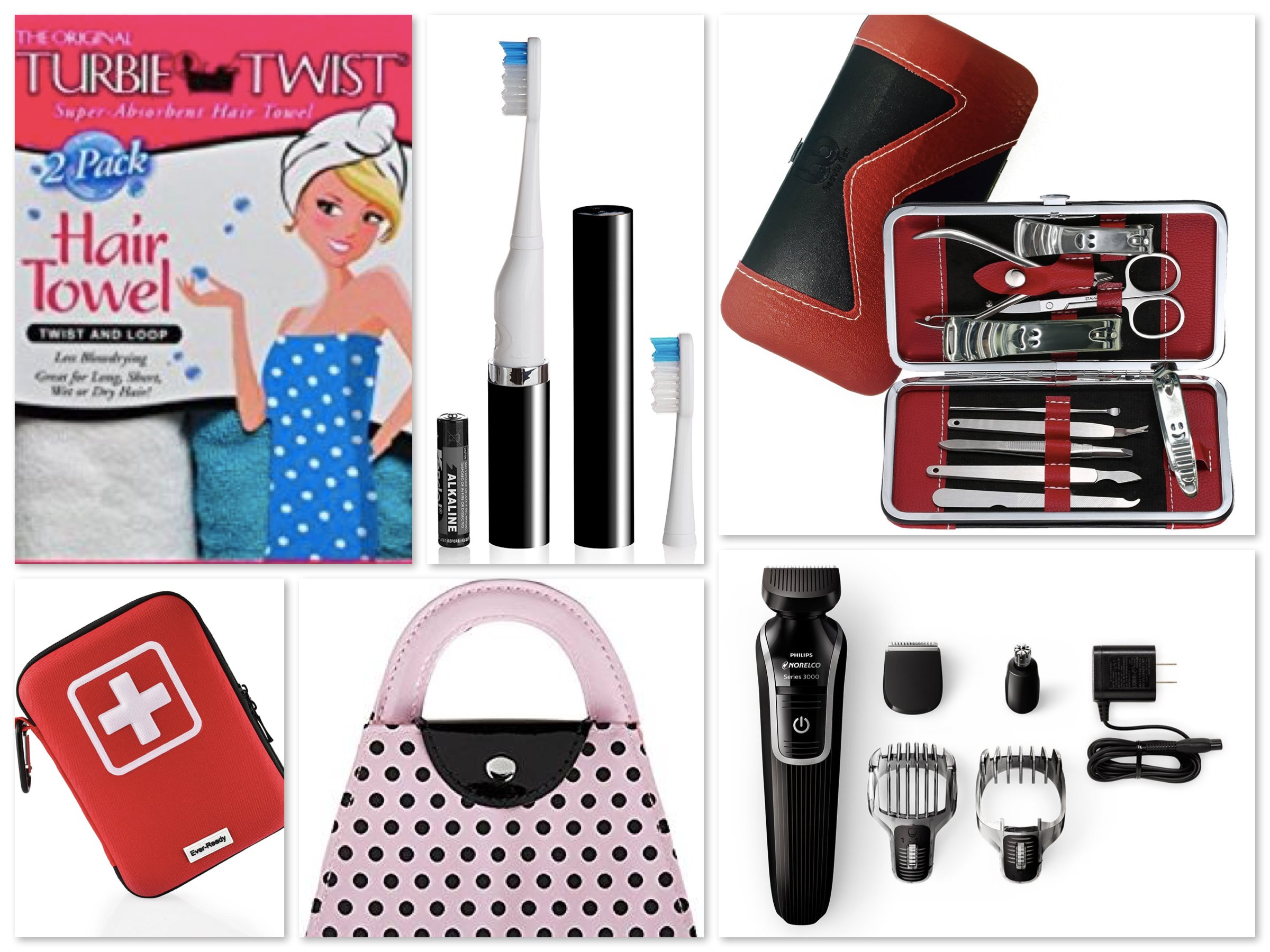 Grooming and Personal Hygiene Gifts