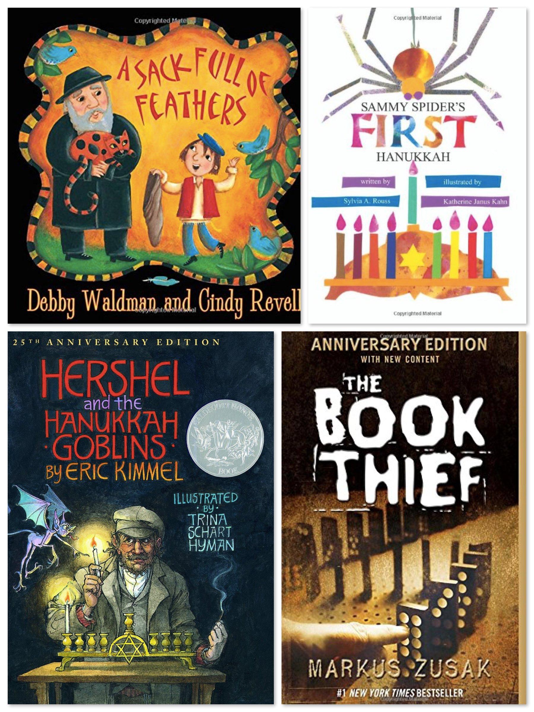 Best Hanukkah Gift Books, hanukkah gift giving