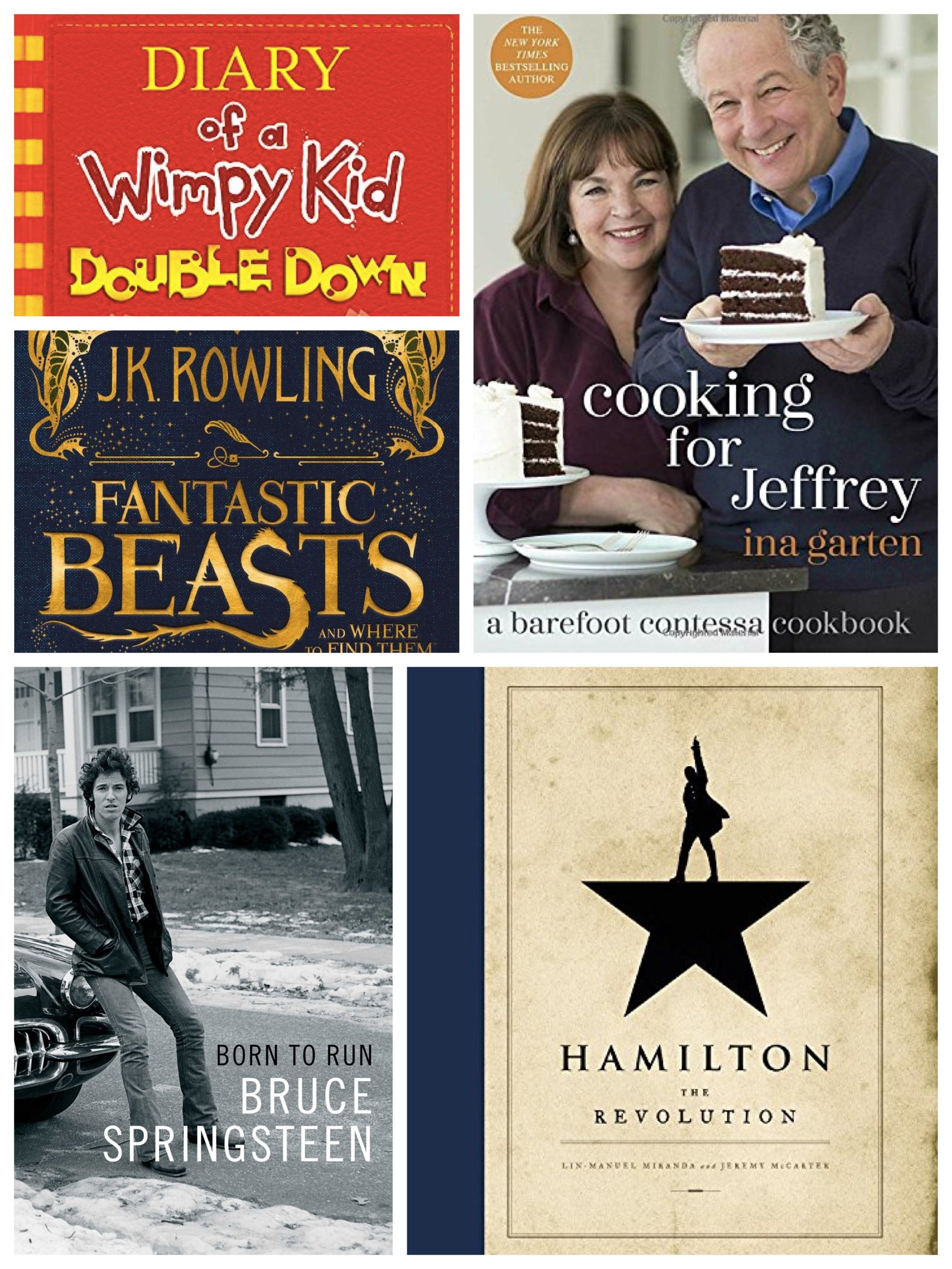 Holiday Gift Books