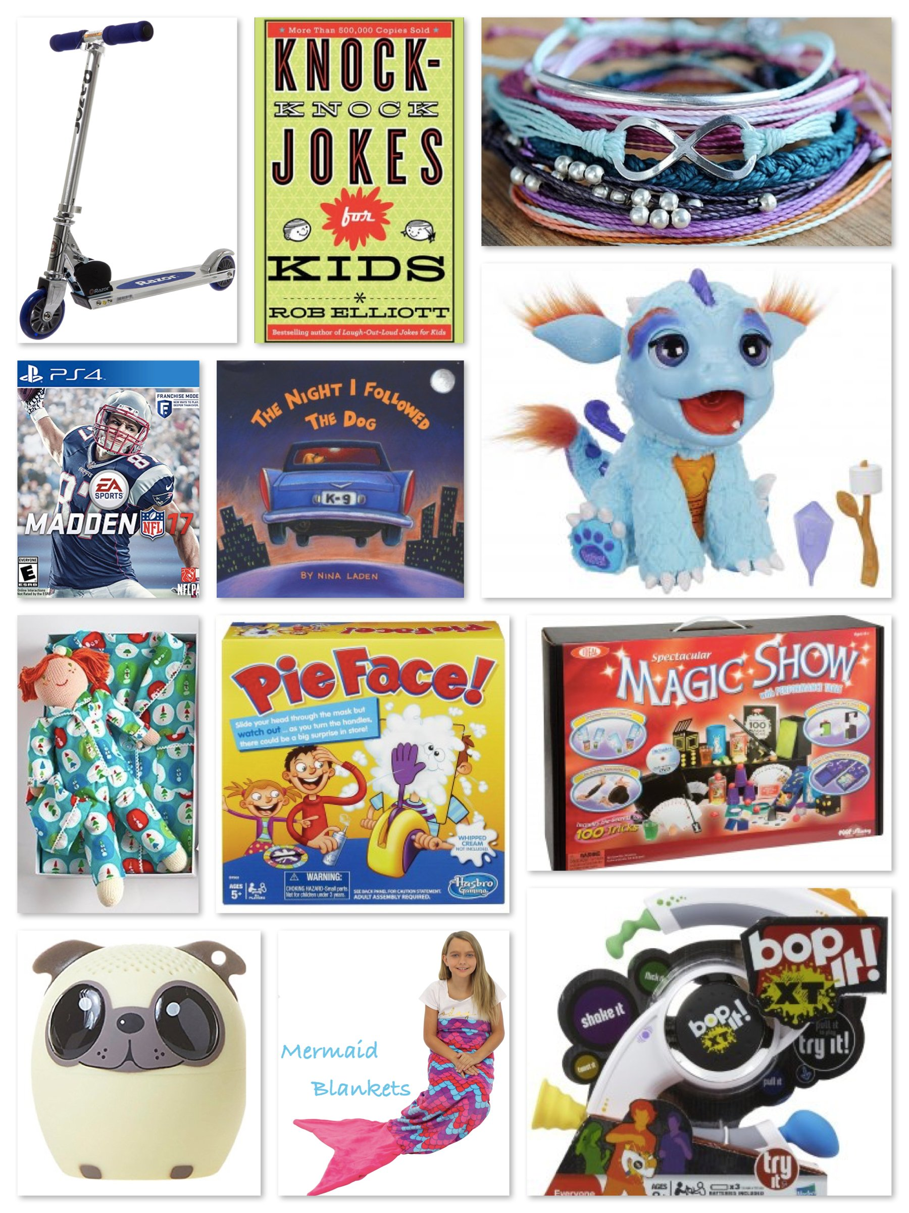 Last Minute Kids Holiday Gifts and Stocking Stuffers Guide
